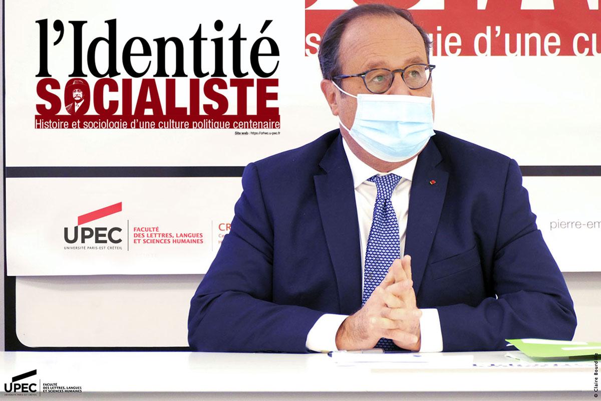 François Hollande à l'Upec